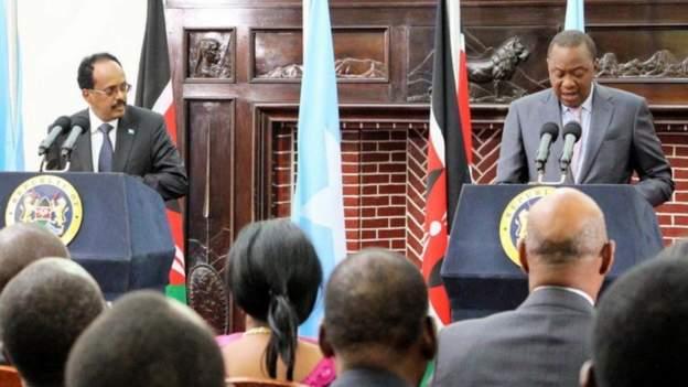 Somali government cuts diplomatic ties with Kenya