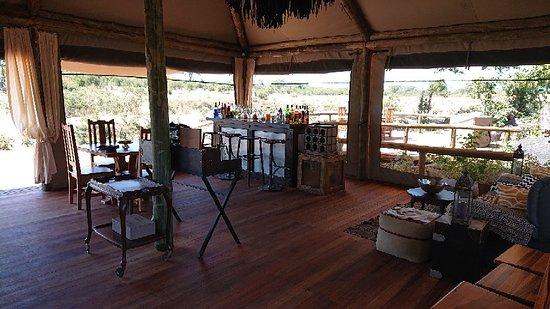 Power Blackout Hits Dete Resort Lodges