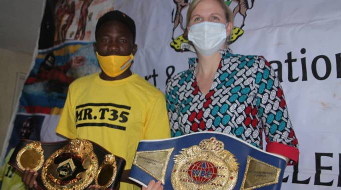 Kirsty Coventry Hails Victorious Boxing Star Brendon Denes