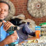 Zimbabwean Artist Draws 'Inspiration From Rejection' To World Stardom
