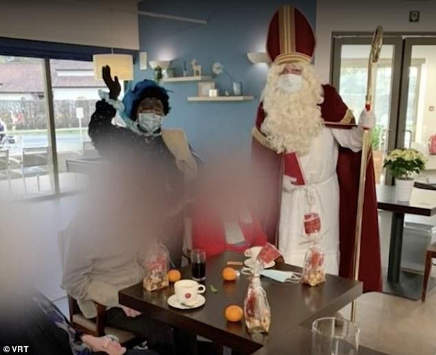 Covid-19 Positive Santa Kills 18 In Belgium Care Home