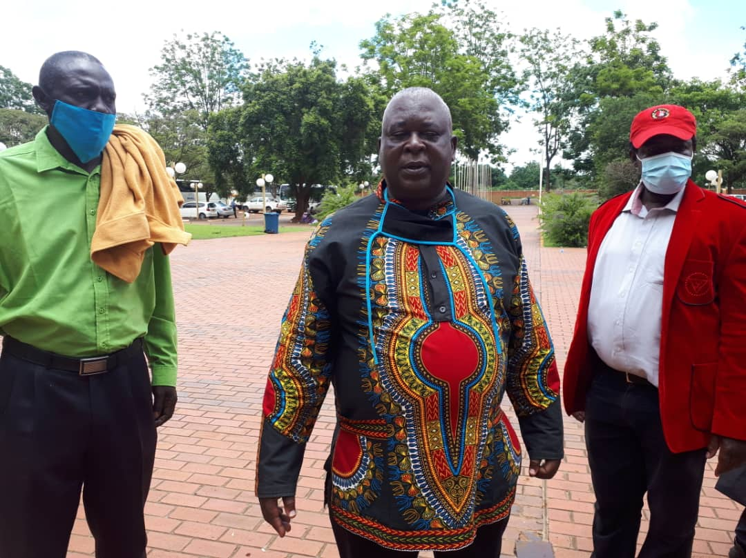 LATEST: Mudzuri Walks Out Of 'Sham' MDC-T Election