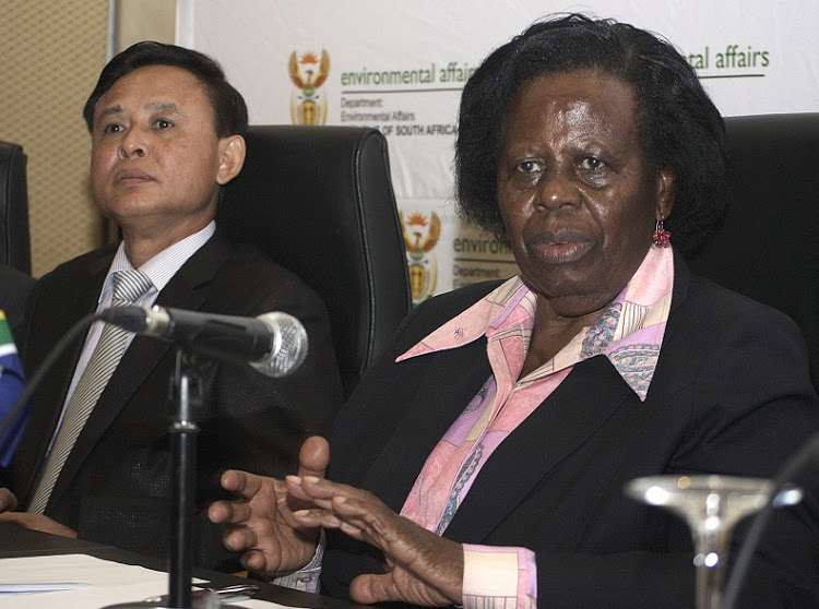 Rejoice Mabudafhasi tipped as SA ambassador in Zimbabwe