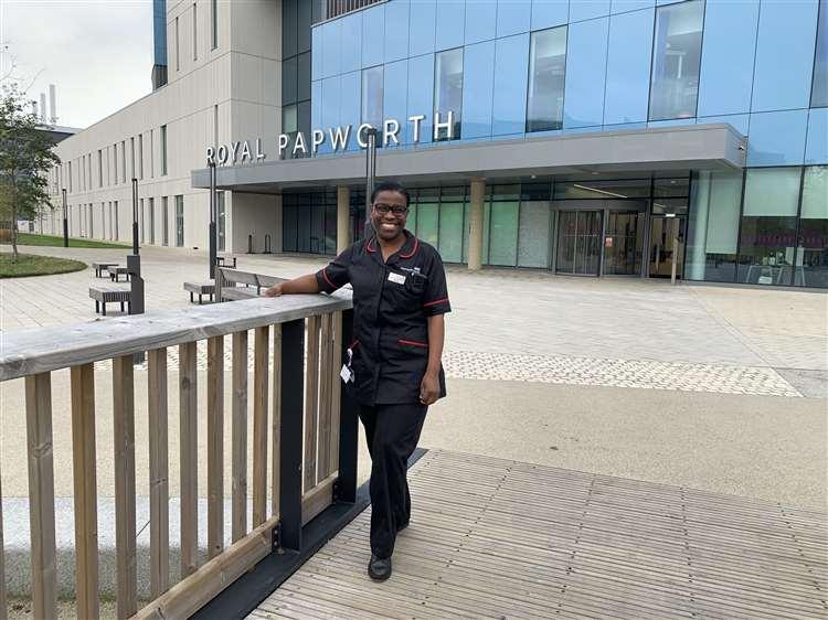 Zimbabwe-Born Nurse On 2021 British Queen's New Year Honour's List