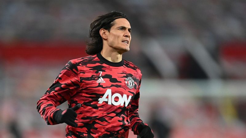 Manchester United Star Cavani Gets Fined, Banned For 'Racist' Post