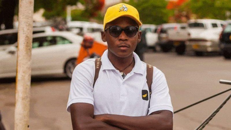 A Bulawayo Fruit Vendor With Swag