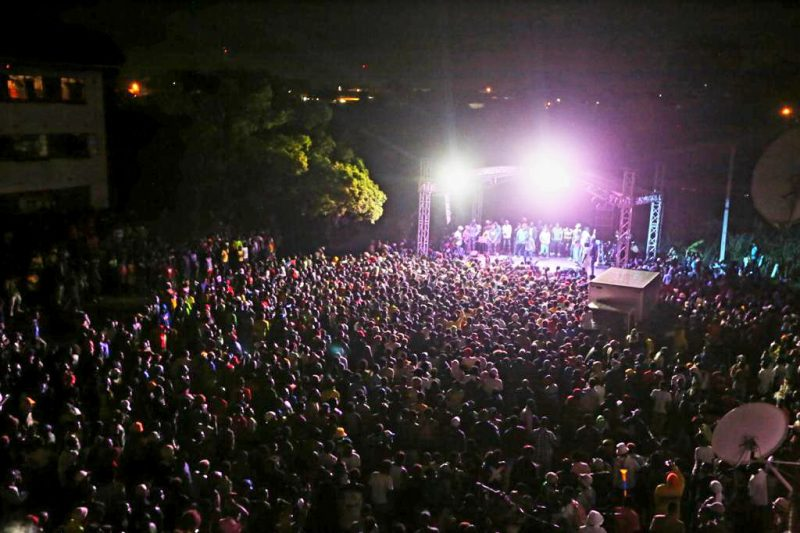 Mbare New Year's Eve Bash – 52 Arrested, DJ Fantan On The Run