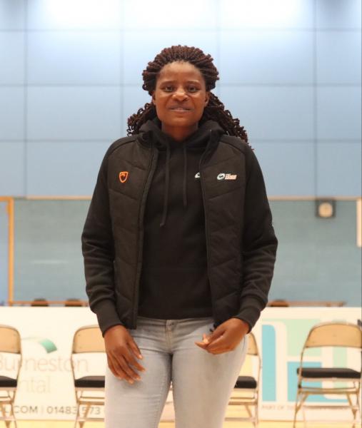 Felisitus Kwangwa First Zimbabwean To Join UK Netball Superleague