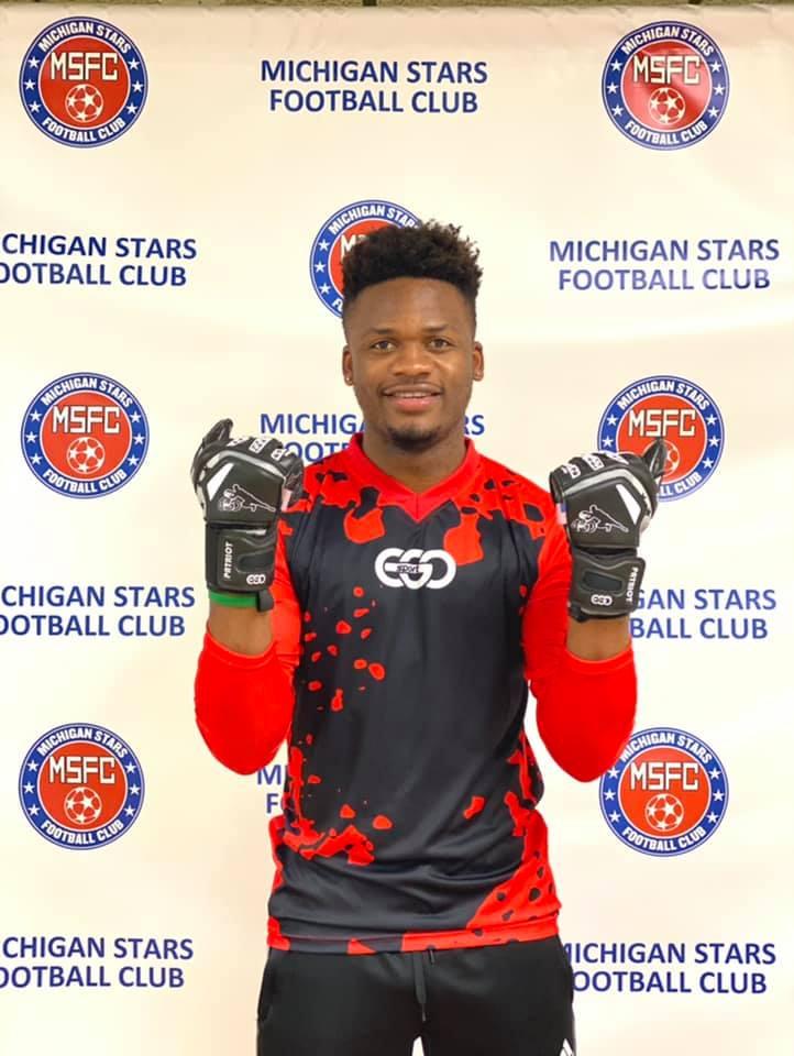 US-Based Mkuruva Signs New Contract At Michigan Stars