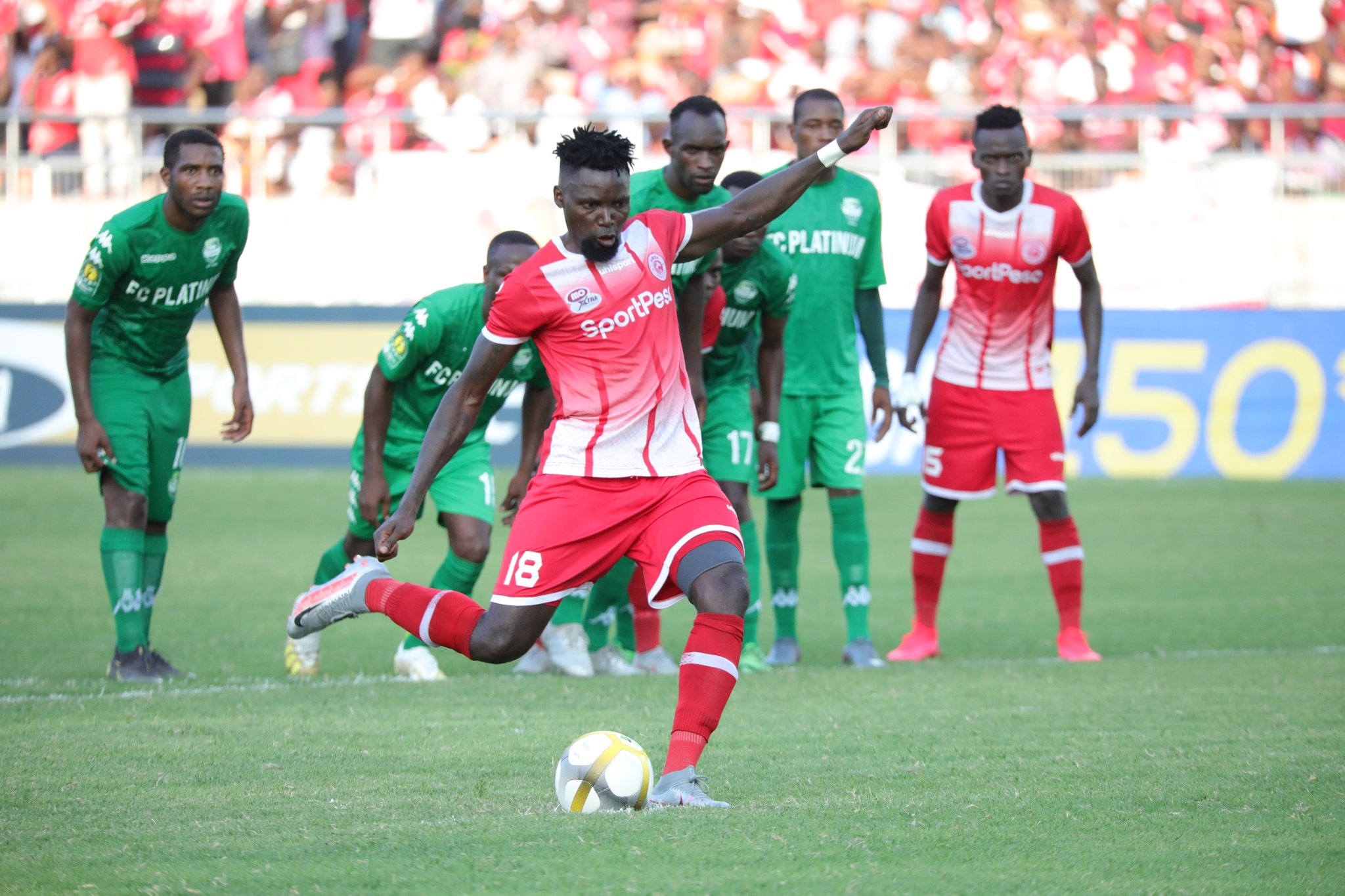 Depleted FC Platinum Crash Out Of Champions League Amid Controversy