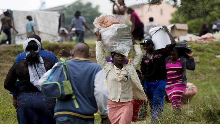 Shelters In Limpopo Overwhelmed By Stranded Zimbabweans