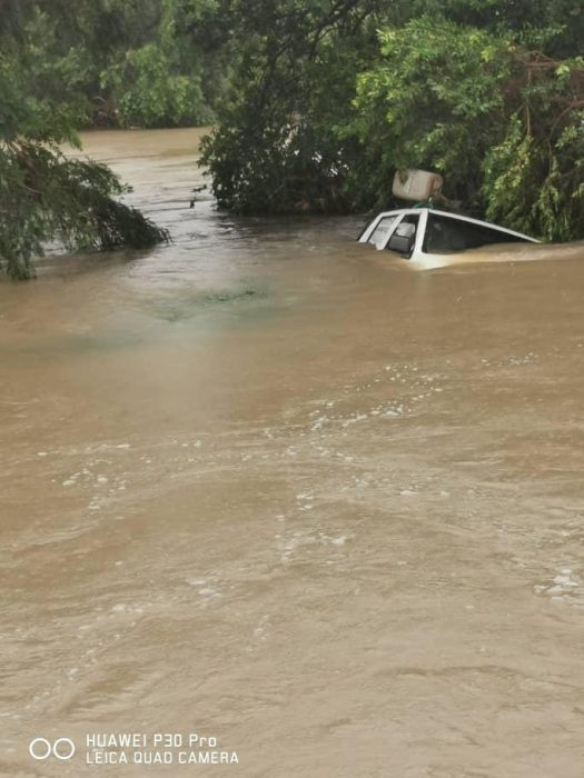Two Bodies, Swept Away Vehicle Recovered