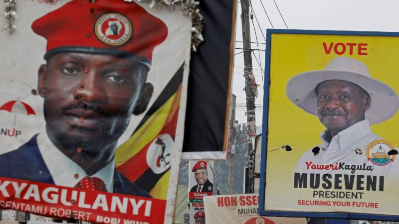 Uganda elections 2021: Social media blocked ahead of poll