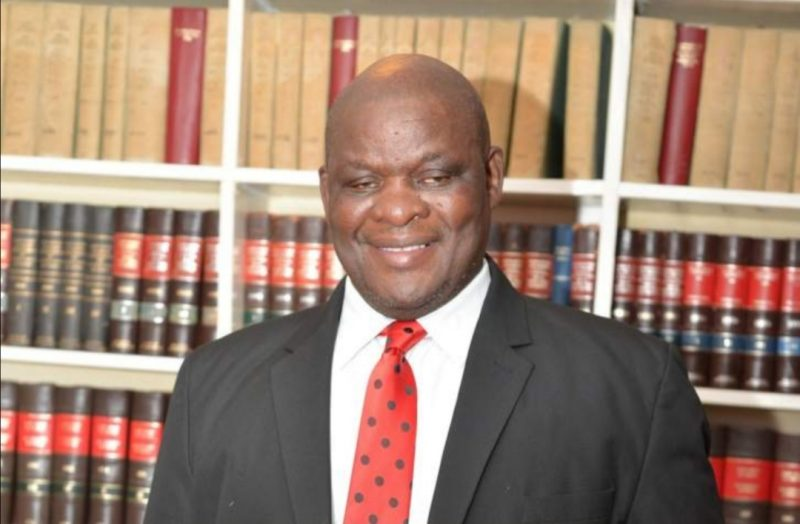 Sternford Moyo Takes Charge Of The International Bar Association