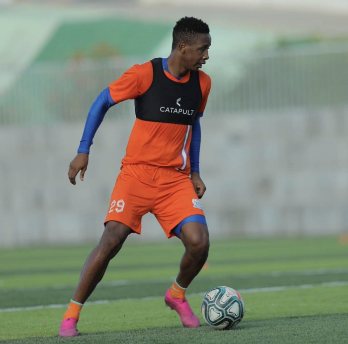 Prince Dube Back In Training After Injury Setback