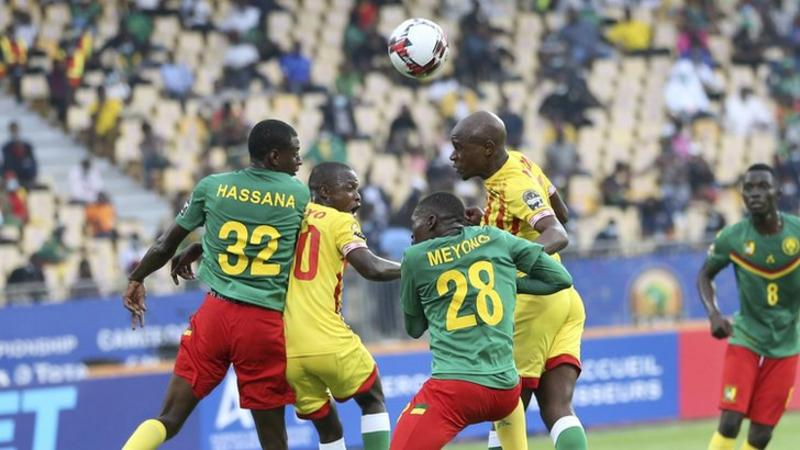 Warriors Lose CHAN Opener - New Zimbabwe.com