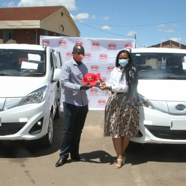 BYD Zimbabwe Starts Delivering EVs To Customers