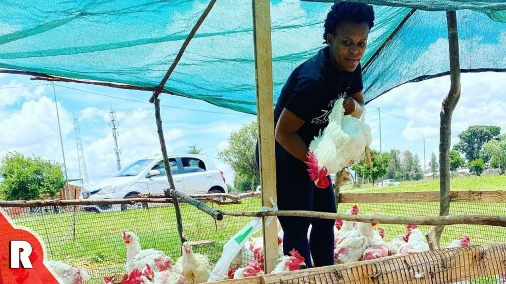 Zodwa Wabantu Making Waves With Her Poultry Products
