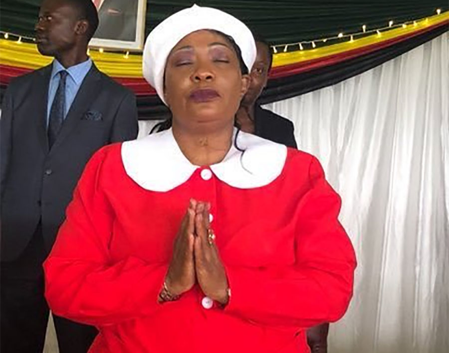 First Lady Invites Women To Prayer, Fasting As Covid Ravages Country