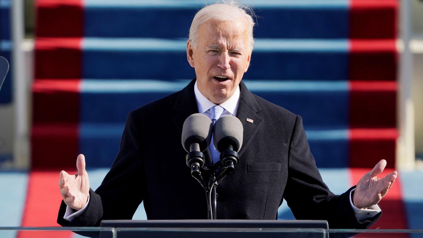 Joe Biden Sworn In As New US President As Trump Snubs Ceremony