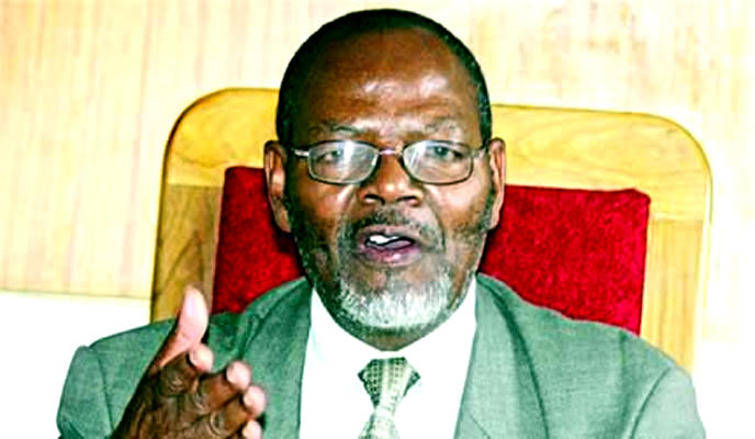 Ex-Minister Chigwedere Dies From Covid-19