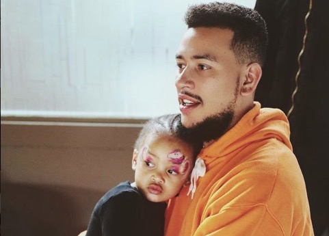 AKA Is Proud Of Daughter Kairo On Her First Day Of 'Big' School