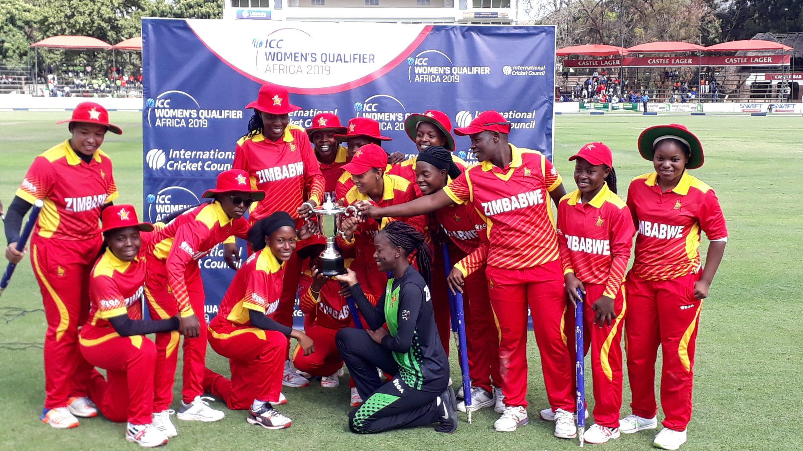 Lady Chevrons To Host Pakistan Women's Cricket Side