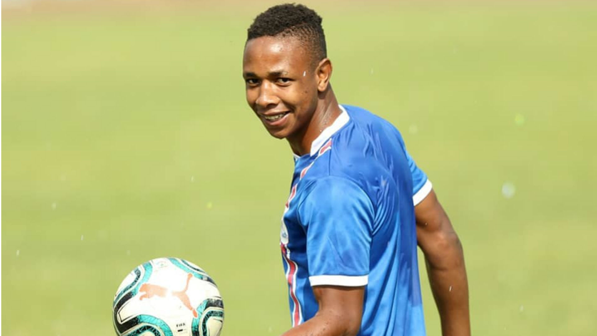 Prince Dube Vows To Continue Scoring
