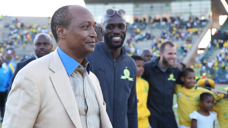 Chiyangwa Backs Motsepe For CAF Presidency