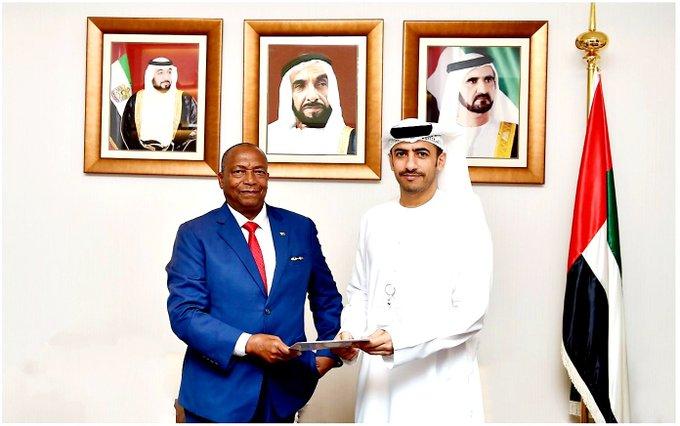 Zimbabwe Ambassador To UAE Jetro Ndlovu Succumbs To Covid-19