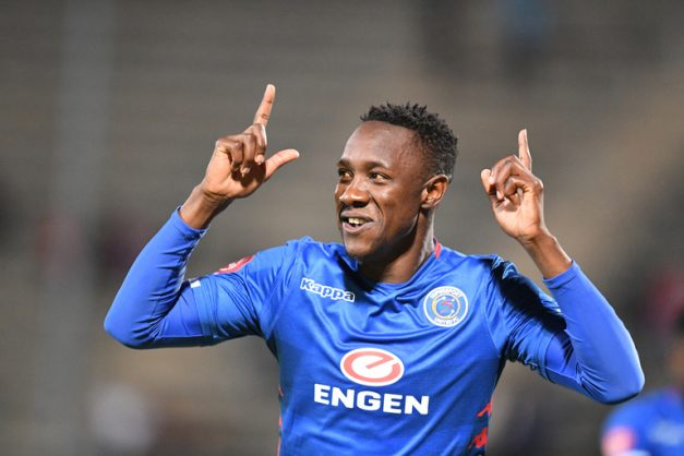 Rusike Closing In On SuperSport United Exit