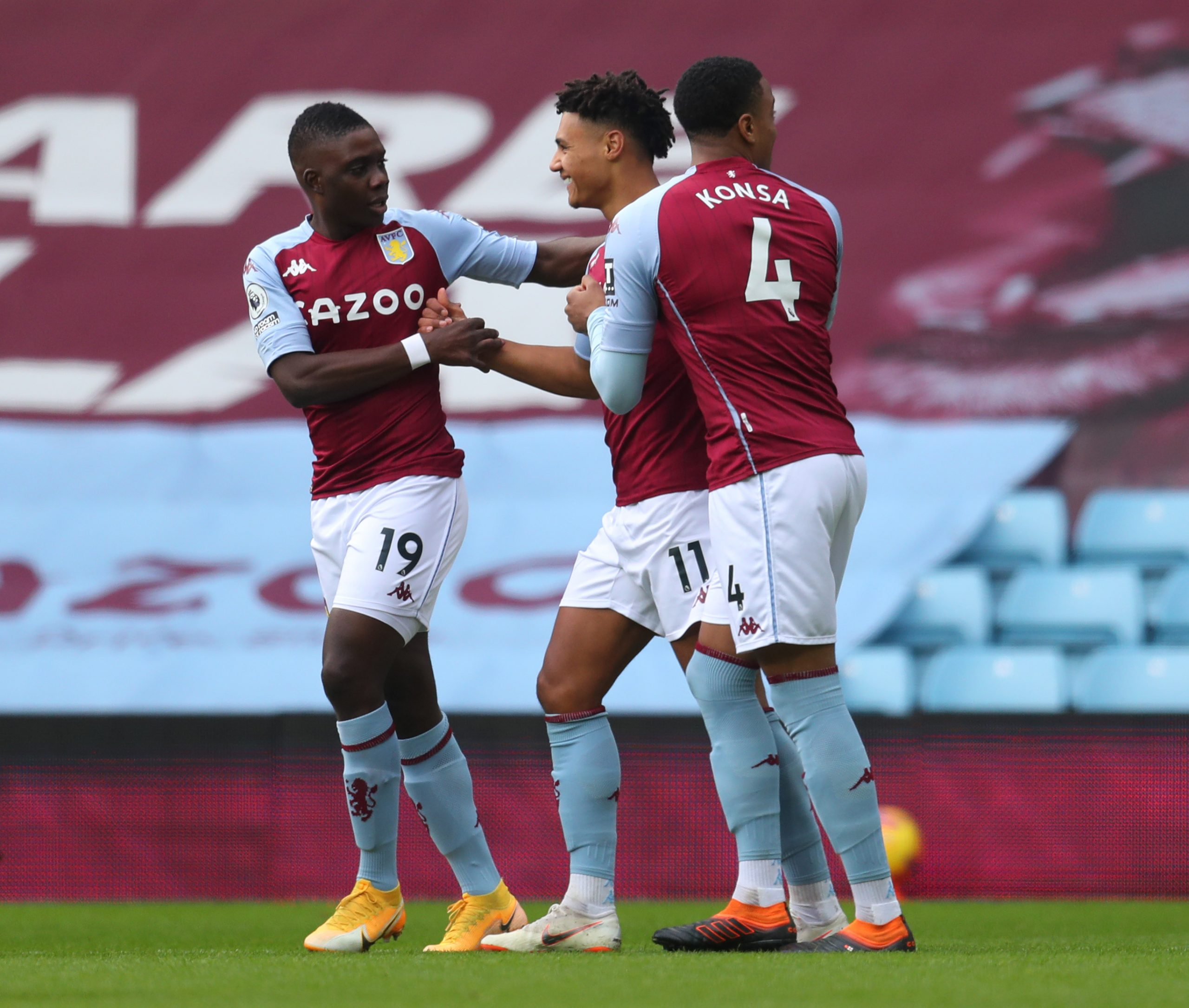 Nakamba Stars As Villa Stun Arsenal