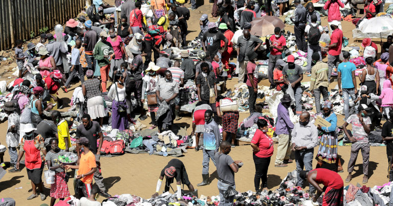 How Zimbabwe's Cartels Extract 'Rent' From The Poor
