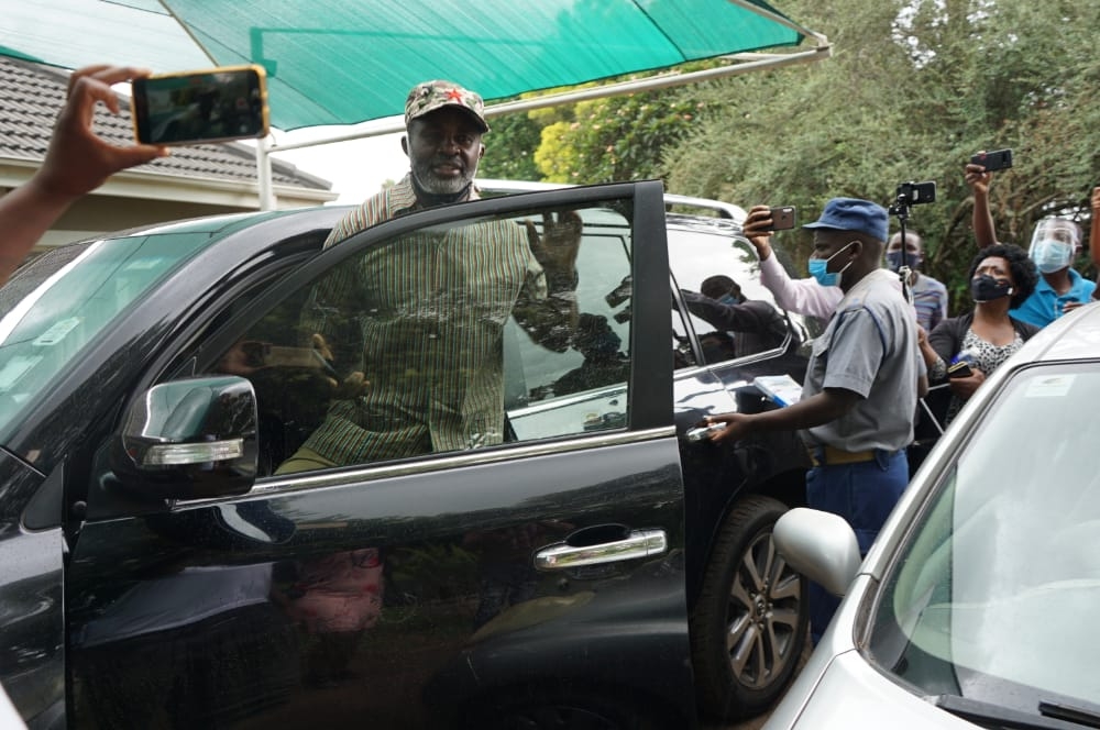 UPDATED: Mliswa Detained, To Appear In Court For Breaking Lockdown Rules