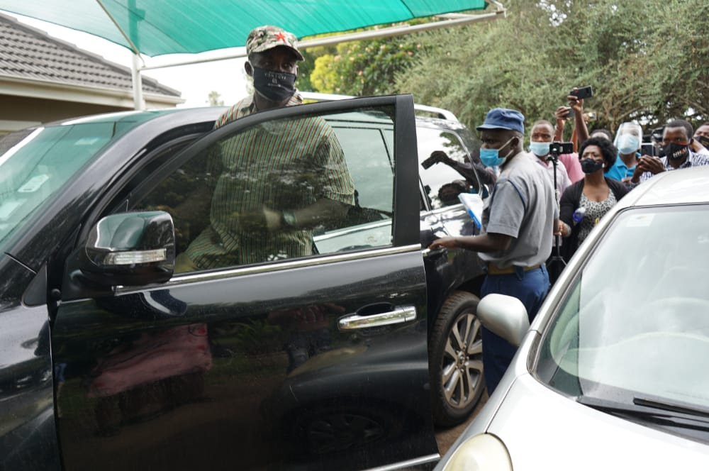 Mliswa Claims Discrimination After Media Spared From Home Arrest