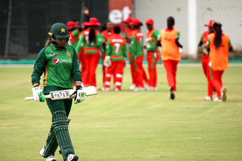Blow For Women's Cricket As Pakistan Cut Short Zim Tour