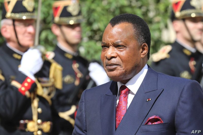 President Sassou Nguesso Seeks Fourth Term In Congo