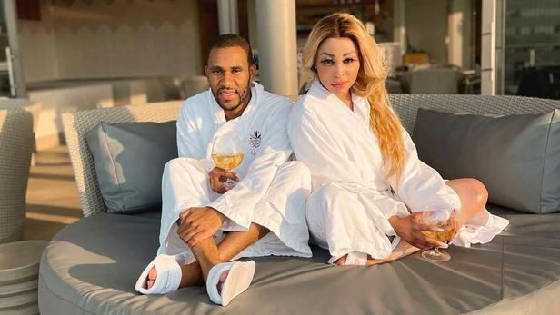 Khanyi Mbau Romantically Linked To 'Fugitive' Zim Millionaire