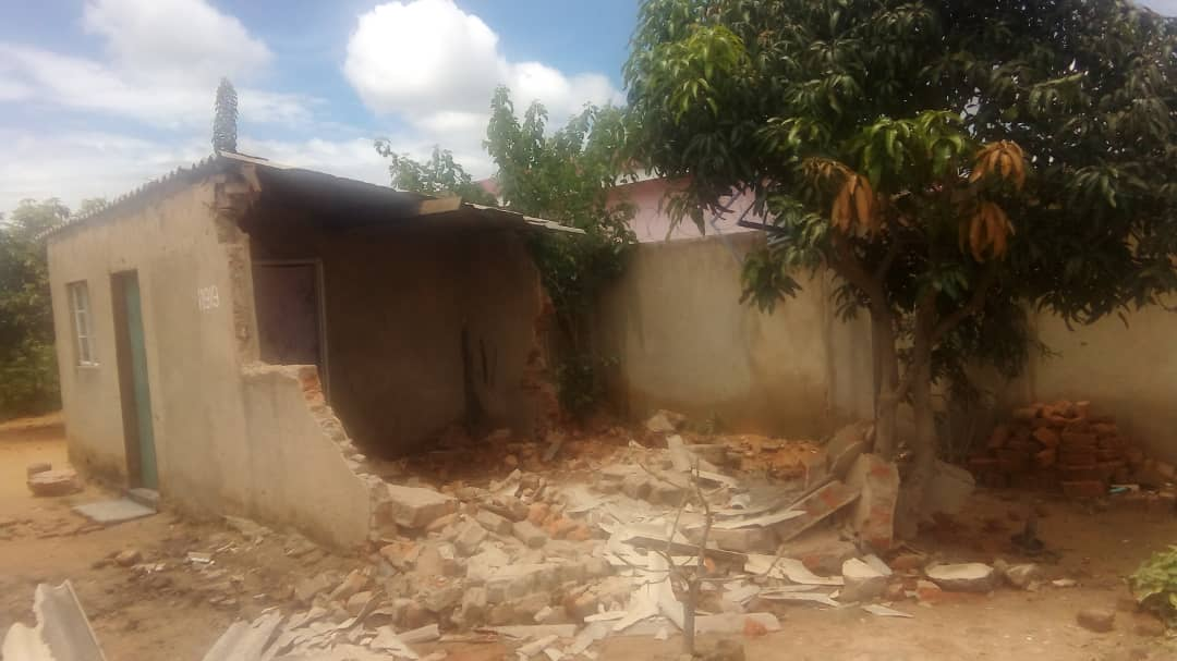 Girl (5) Crushed To Death, 3 Others Injured As Water Tank Smashes Cottage