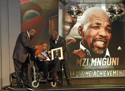 Legendary Boxing Manager Mzi Mnguni Dies Aged 72