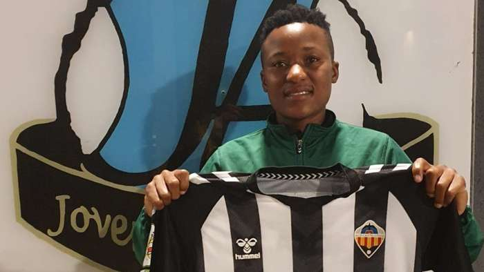 Emmaculate Mpisa Signs For Spanish For Joventut Almassor