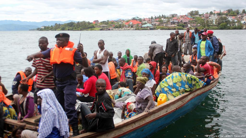Congo-Kinshasa: 60 Dead In Congo River Boat Accident