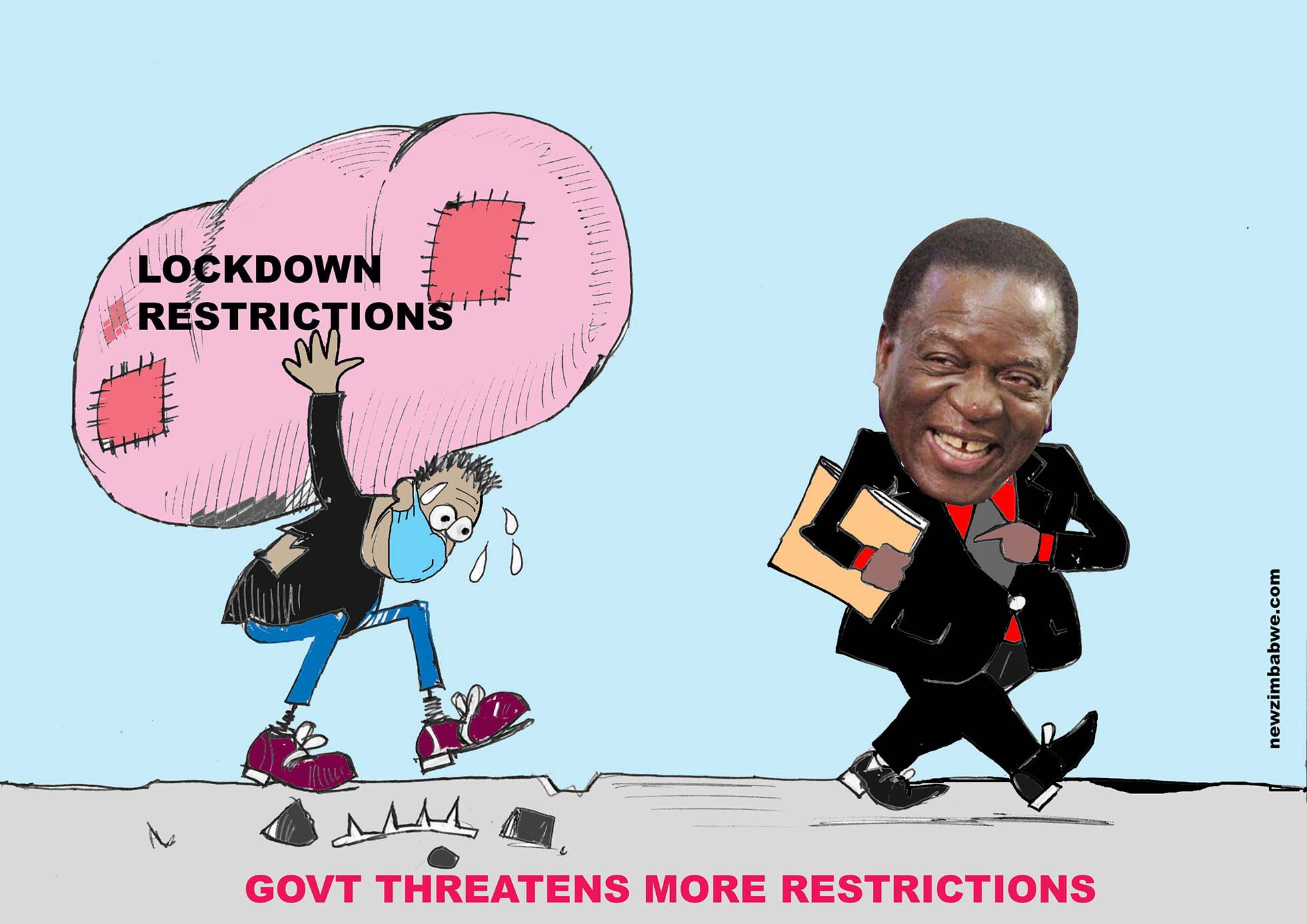 Govt threatens more restrictions