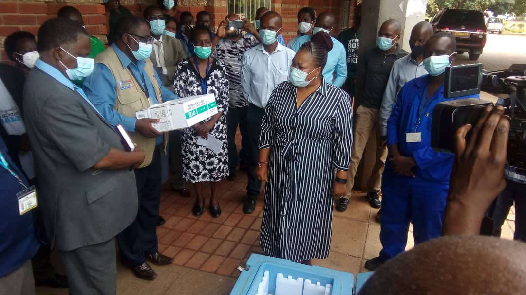 Mash West Gets 11 192 Covid-19 Vaccine Doses