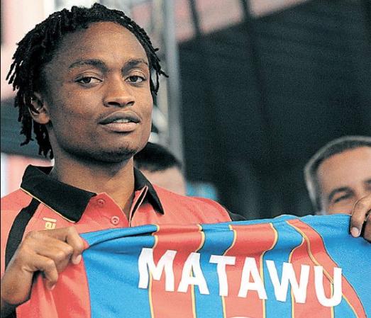 Football Legend Clement Matawu Lands Administrative Job At Chicken Inn