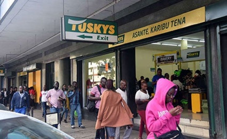 Kenya's Tuskys – Once Billion-Shilling Empire Now Has Only U.S.$374,000
