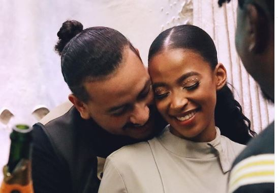 AKA's New On Engagement: 'I Said Yes To The Love Of My Life'