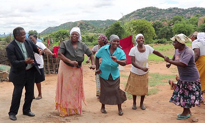 Joy As Cyclone Idai Survivors Receive New Homes