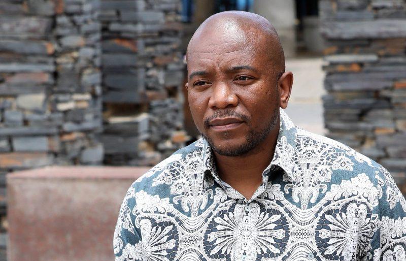 Mmusi Maimane Rubbishes At Possible ANC, DA Coalition