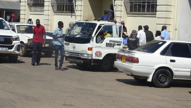 9 Mthwakazi Activists Remanded In Custody For Stoning Police Station